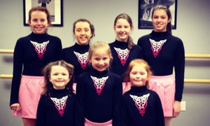 Lenahan School Of Irish Dance: Four Dance Classes from Lenahan School Of Irish Dance (53% Off)