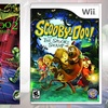Scooby Doo Wii Game and Scooby Doo 2: Monsters Unleashed
