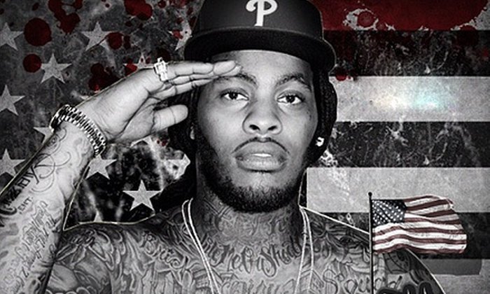 Waka Flocka Flame - Logan Square: $20 to See Waka Flocka Flame at Congress Theater on October 21 at 6 p.m. (Up to $34.99 Value)