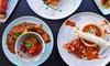 Nine-Course Indian Tasting Menu
