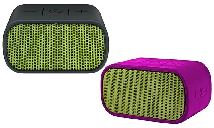 UE Mini Boom Wireless Bluetooth Speaker (Refurbished)