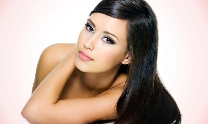 Simply Hair Salon & Beauty Supply - Downtown Hughson: $20 for a Keratin Deep-Conditioning Hair Treatment at Simply Hair Salon & Beauty Supply ($39 Value)