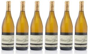 6-pack Of Chateau Bianca Pinot Blanc