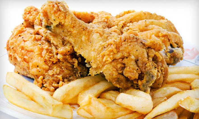 Ollie's Station - Red Fork: American Diner Food for Two or Four at Ollie's Station (Half Off)