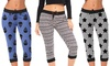 Coco Limon Women's Printed Joggers (3-Pack): Coco Limon Women's Printed Joggers (3-Pack)