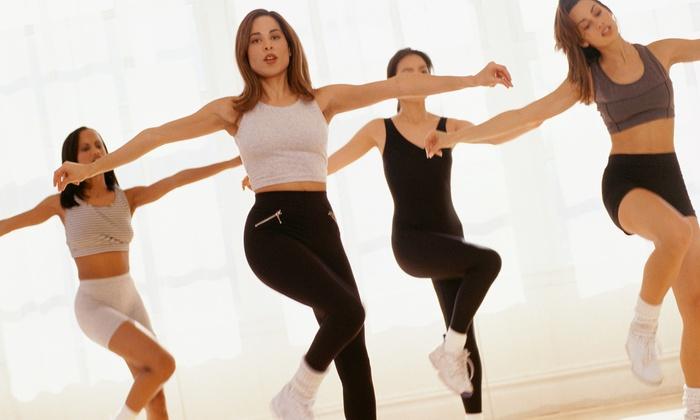 Jamestown Dance And Fitness - Columbus: 10 Zumba Classes from Jamestown Dance and Fitness (70% Off)