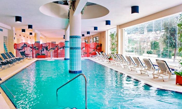 Antiche terme di pigna da 19 euro grand hotel pigna - Piscine preistoriche ingresso giornaliero ...