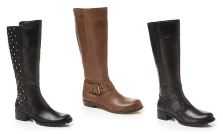 Adrienne Vittadini Tall Boots | Brought to You by ideel