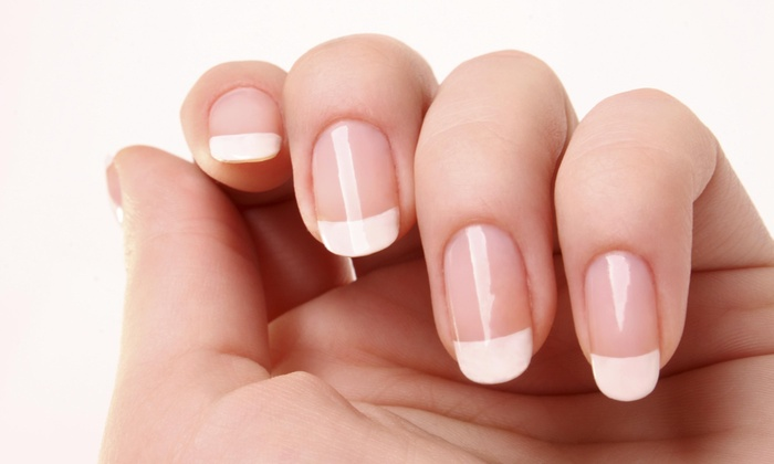 Faces Makeup Artistry - Midtown: A Spa Manicure and Pedicure from Faces Makeup Artistry (50% Off)