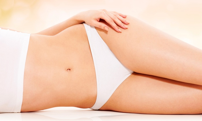 Azure Skin Care - Cloverdale: One or Three Brazilian Waxes at Azure Skin Care (Up to 63% Off)