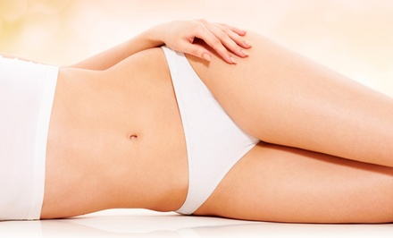 One or Three Brazilian Waxes at Azure Skin Care (Up to 63% Off)
