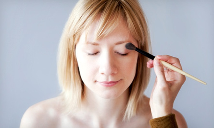 Seabolt & Co. - Multiple Locations: Basic Makeup Workshop for One or Two from Seabolt & Co. (Up to 78% Off)
