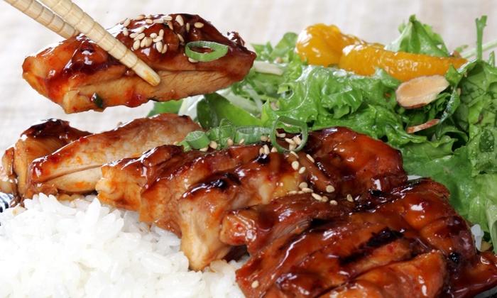 Sansai Fresh Grill & Sushi Kitchen - Lakewood: $25 for $37 Worth of Japanese Food — SanSai Fresh Japanese Grill