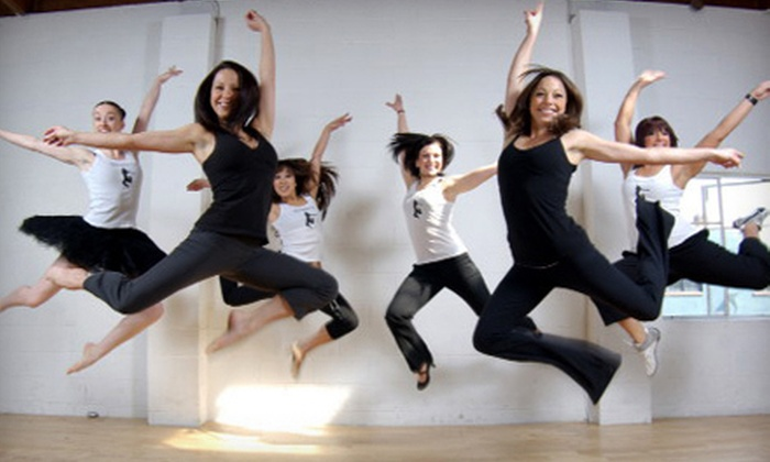 iDance - Multiple Locations: Dance Classes at iDance (Up to 67% Off). Two Options Available.