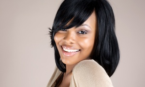 Lorrie Williams Stylist: Flat-Ironing or Press and Curl at Lorrie Williams Stylist (Up to 59% Off)