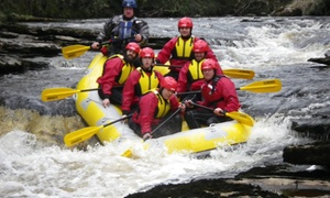 Awesome Adventures: White Water Rafting With Souvenir Photo and Refreshments For Up to Ten People with Awesome Adventures