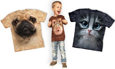 Animal Face TShirts