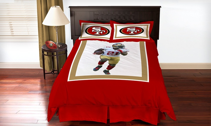 Biggshots NFL Comforter Sets: Twin- or Full-Size Biggshots NFL Comforter Sets (35% Off). Multiple Teams Available. Free Shipping and Free Returns.