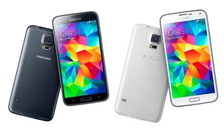Samsung Galaxy S5 em branco ou preto desde 269€