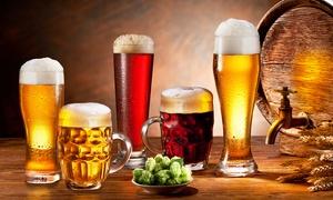 Legnano Brauhaus: Menu con tagliere di salumi, piatto unico e 2 medie birre artigianali da Brauhaus(sconto fino a 73%)