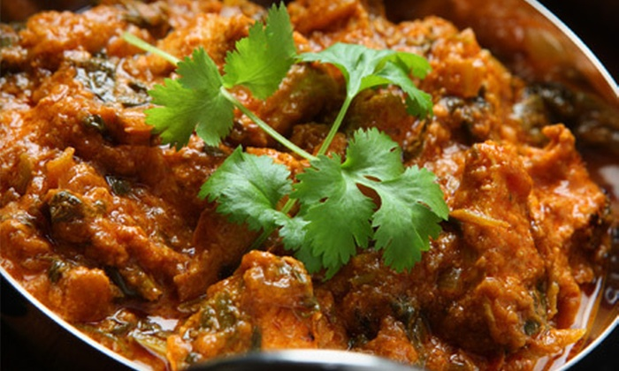 Moti Mahal - Downtown Royal Oak: $10 for $22 Worth of Indian Cuisine at Moti Mahal in Royal Oak