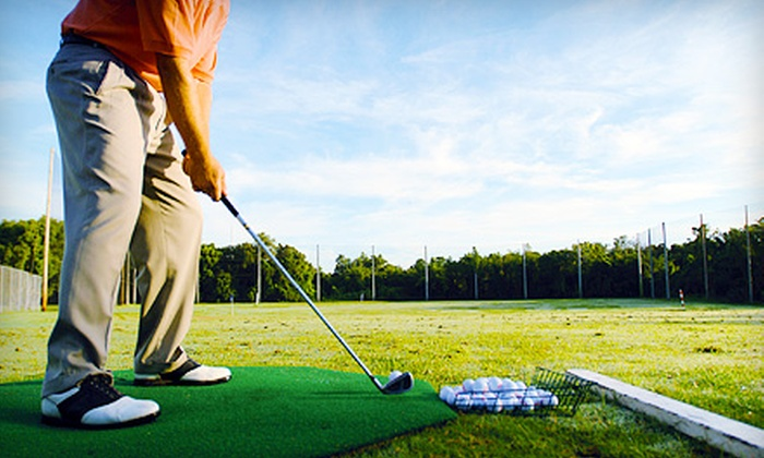 Northlake Golf Club - Wedgewood: 5 or 10 Buckets of Driving Range Balls at Northlake Golf Club (Up to 57% Off)