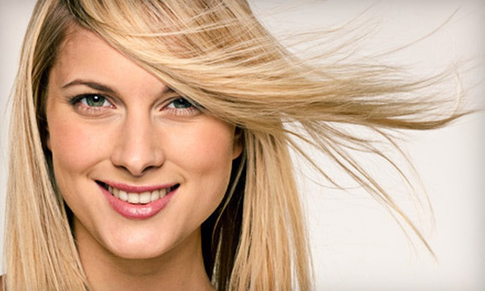 Salon Europa - Eldorado Park: Shampoo, Conditioning, Cut, and Blowout with Color and Highlights Options at Salon Europa in McKinney (Up to 60% Off)