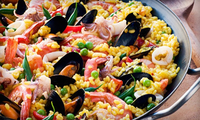 Pepin Restaurante Español - Downtown Scottsdale: Two-Course Spanish Meal with Sangria for Two or Four at Pepin Restaurante Español (Up to 57% Off)