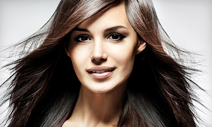 Yana Beauty Salon - Quorum West: Keratin Treatment with Optional Haircut and Style at Yana Beauty Salon (Up to 72% Off)