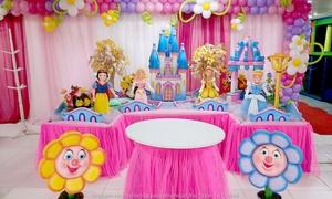 Une Dune Tê Kids 2: Une Dune Te – Imbiribeira: buffet infantil para 80 pessoas