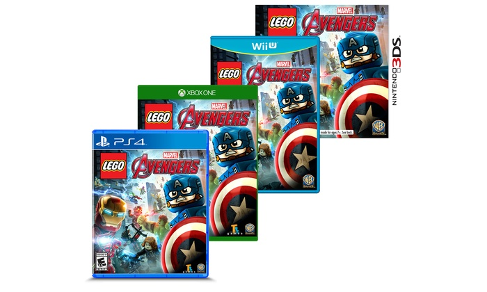 LEGO Avengers Release Date and NEW Characters & Preorder BONUS ...