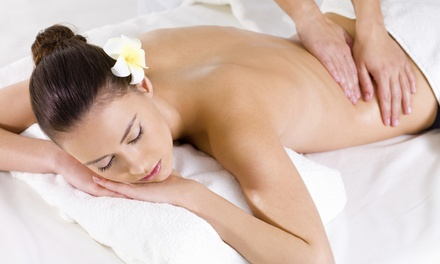 30- or 60-Minute Pamper Package Treatment for One or Two at Beauty on the Spot (Up to 64% Off)