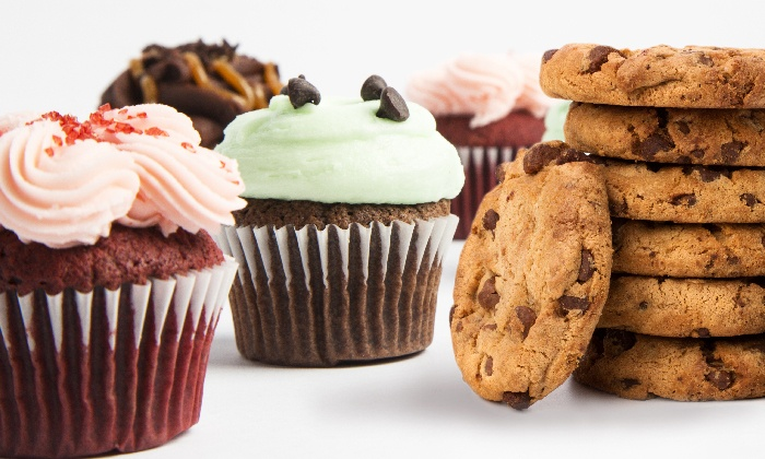 Simply Delicious Catering - Arlington: $17 for One Dessert Box from Simply Delicious Catering ($35 Value)