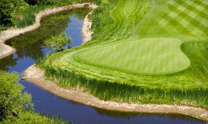 Deer Creek Golf Club - Ken Caryl: Golf for Two or Four with Cart, Sleeve of Golf Balls, Range Balls, and Lunch at Deer Creek Golf Club (Up to 53% Off)