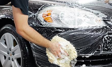 Uno o 3 lavaggi auto