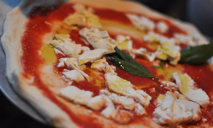 Fratelli La Bufala - Torino - FRATELLI LA BUFALA: Fratelli La Bufala - Menu di coppia con antipasto tipico, pizza napoletana, dolce e birra (sconto fino a 59%)