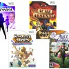 Kids' 5-Game Wii Bundle