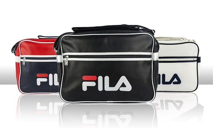 66b23023a2 Fila Docena Messenger Bag