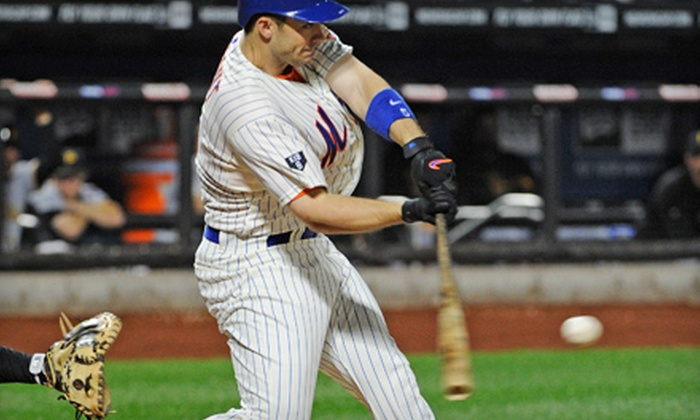 New York Mets - Flushing Meadows Corona Park: New York Mets Game at Citi Field on April 28 or May 8, 11, or 20 (Up to 53% Off). Three Seating Options Available.