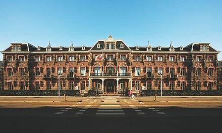 Groupon.it - Amsterdam: camera doppia o matrimoniale Deluxe o Superior con colazione opzionale per 2 al The Manor Amsterdam 4*