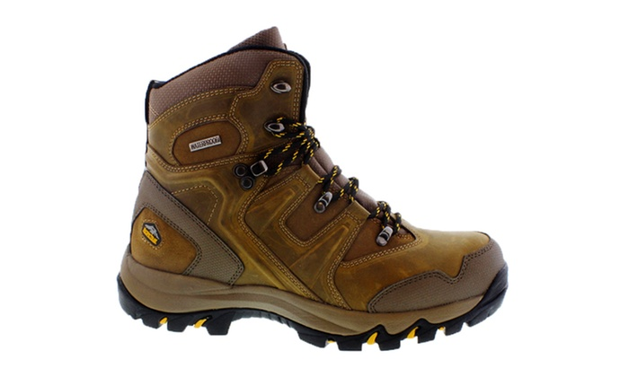 Pacific Trail Denali Men's ... Waterproof Hiking Boots MxA2oQ5Vh