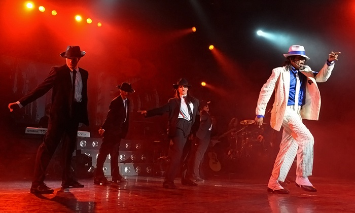 Michael Jackson HIStory Show  - Celebrity Theatre: Michael Jackson HIStory Show at Celebrity Theatre on July 3 at 8 p.m. (Up to 55% Off)