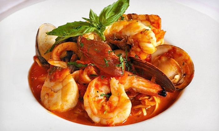 IL Tesoro Ristorante - Upper East Side: Italian Dinner for Two or $25 for $50 Worth of Italian Cuisine at Il Tesoro Ristorante
