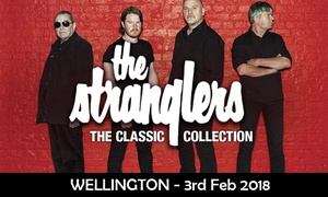 The Stranglers: The Stranglers at the Opera House: Tickets for $88, 3 February