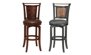 Swivel Bar And Counter Stools Groupon Goods