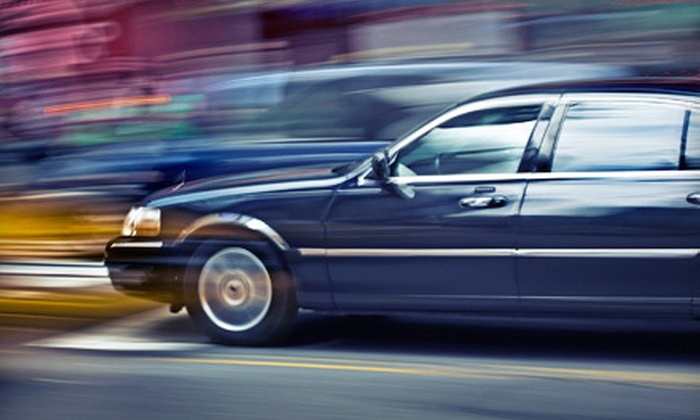 Capitol Sedan & Limousine Service - Washington DC: One-Way or Round-Trip Airport Transportation in a Sedan from Capitol Sedan & Limousine Service (Up to 60% Off)