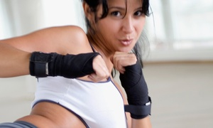 Knockout Fitness: One or Three Months of Unlimited Kickboxing and Muay Thai Classes at Knockout Fitness (Up to 71% Off)
