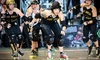 2014 Golden Bowl - The Craneway Pavilion: Day Pass for One or Two to the 2014 Golden Bowl Roller-Derby Tournament on Sunday, June 15 (Up to 55% Off)