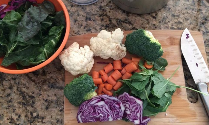 Custom Nutrition - Napa / Sonoma: 60-Minute Life-Coaching Session at Custom Nutrition (45% Off)