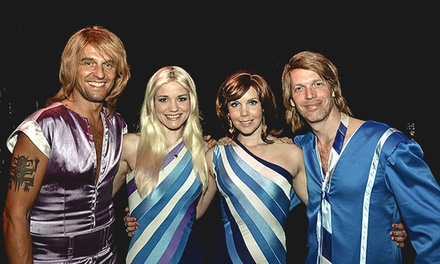 ABBA The Concert on Friday, May 13, at 8 p.m.